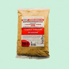 Каша для очищения организма пшеничная
