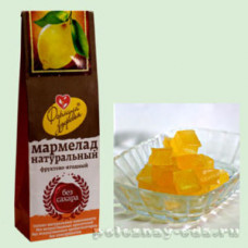 Мармелад из лимона без сахара