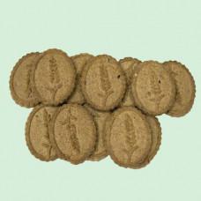 Печенье LaFitore «Льняное» с яблоком на сорбите