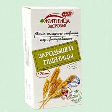 Масло зародышей пшеницы (пищевое)