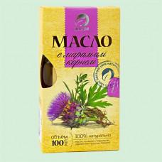 Масляный настой с маральим корнем
