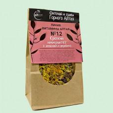 Травяной чай для иммунитета