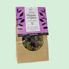 Травяной чай для сосудов и сердца