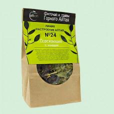 Травяной чай освежающий