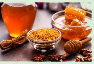 мед и специи